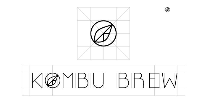 Kombu Brew Brand Portfolio Image