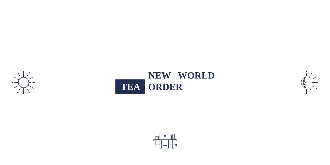 New World Tea Order Case Study Example