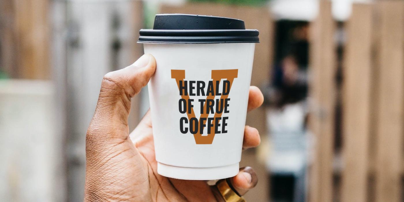 Verity Coffee Roasting Branding Example